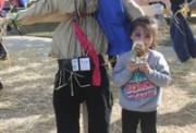 Brenna Machado, third place with Jessie Shopper