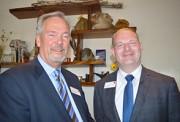 Mark Distler and Robert Sackman, Wells Fargo Bank