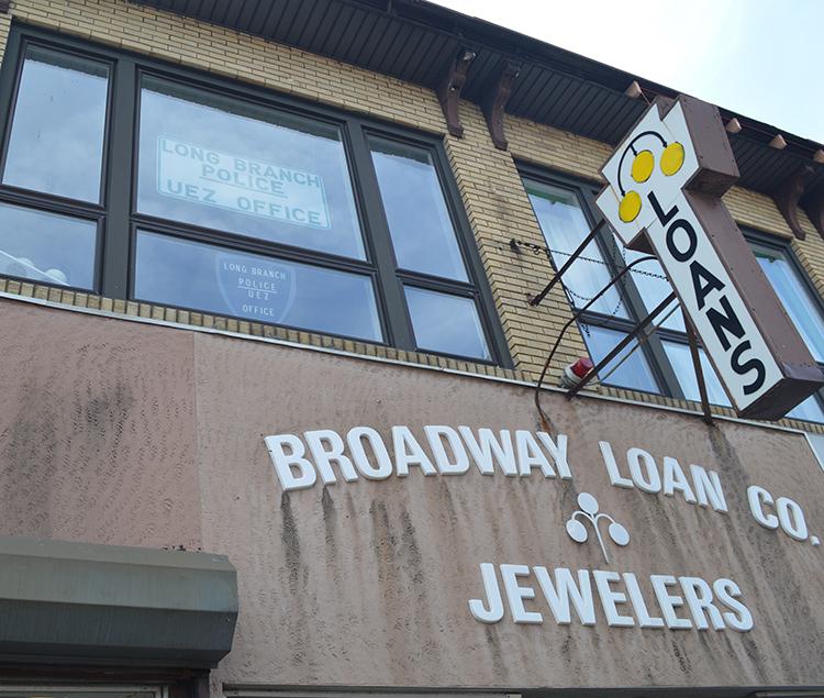 UEZ broadway loan 145