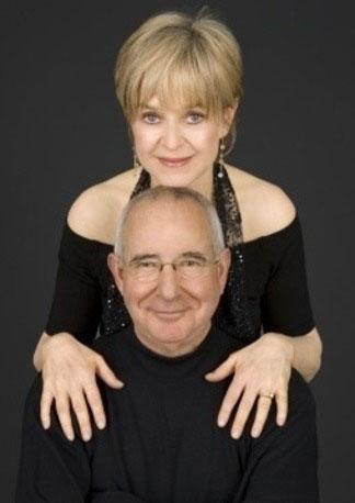 Jill Eidenberry and husband Michael Tucker