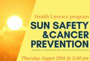 sun safety l