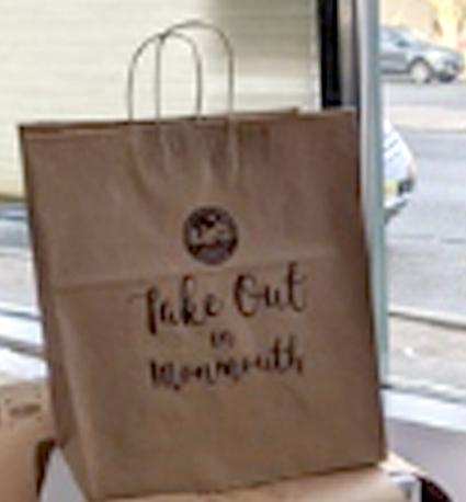 CHAMBERtop take out bags chAMBER