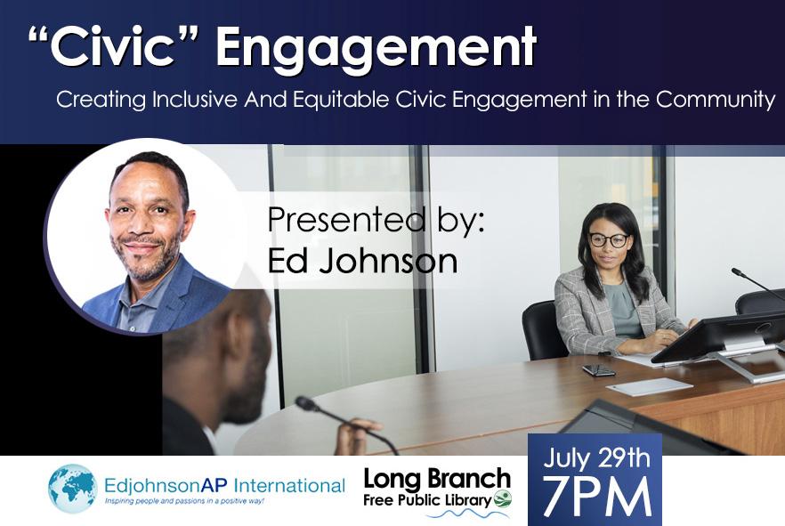 library Civil engagement Twitter