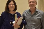 Janet Tucci and Bill Deisinger